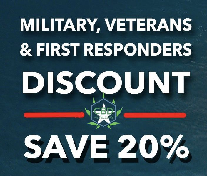 Military and First Responders Discount On CBDResellers